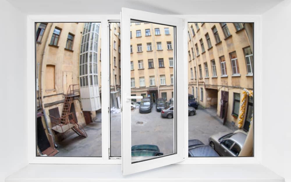 Casement window sizes