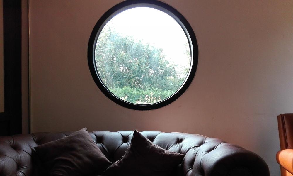 Circle windows