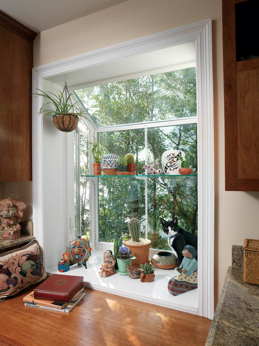 How to Maximize Your Garden Window