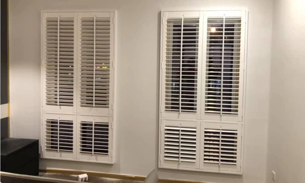 Jalousie windows