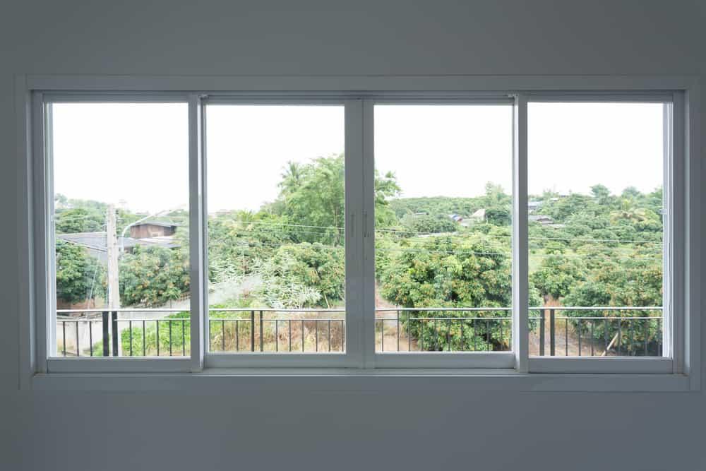 Sliding window sizes