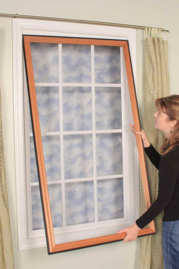 Window insulation panels