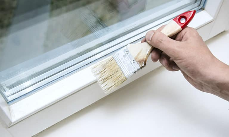 10 Easy Steps to Paint Window Frames