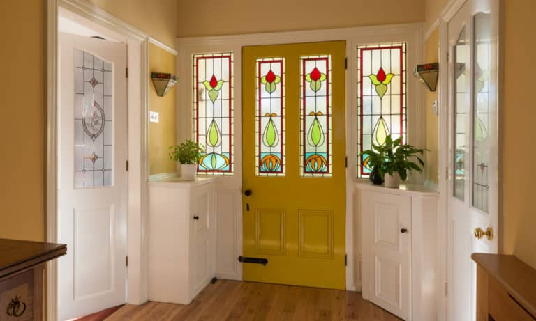 17 Homemade Stained Glass Window Plans You Can DIY Easily