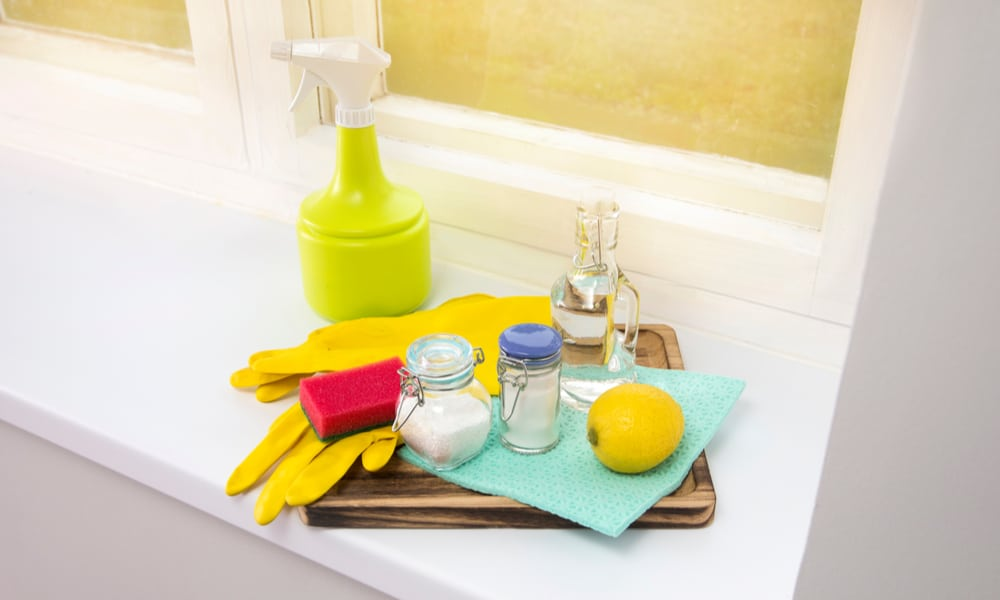 23 Homemade Window Cleaner Recipes You Can DIY Easily