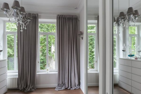 43 Modern Window Treatment Ideas – Window Covering & Curtain Styles