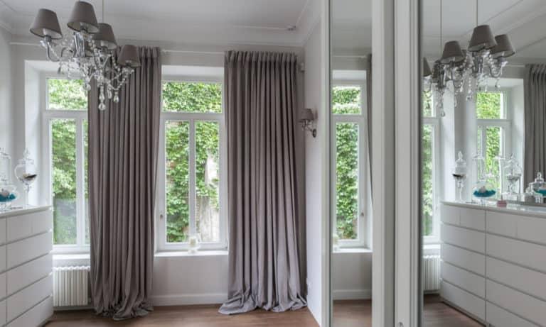 43 Modern Window Treatment Ideas - Window Covering & Curtain Styles