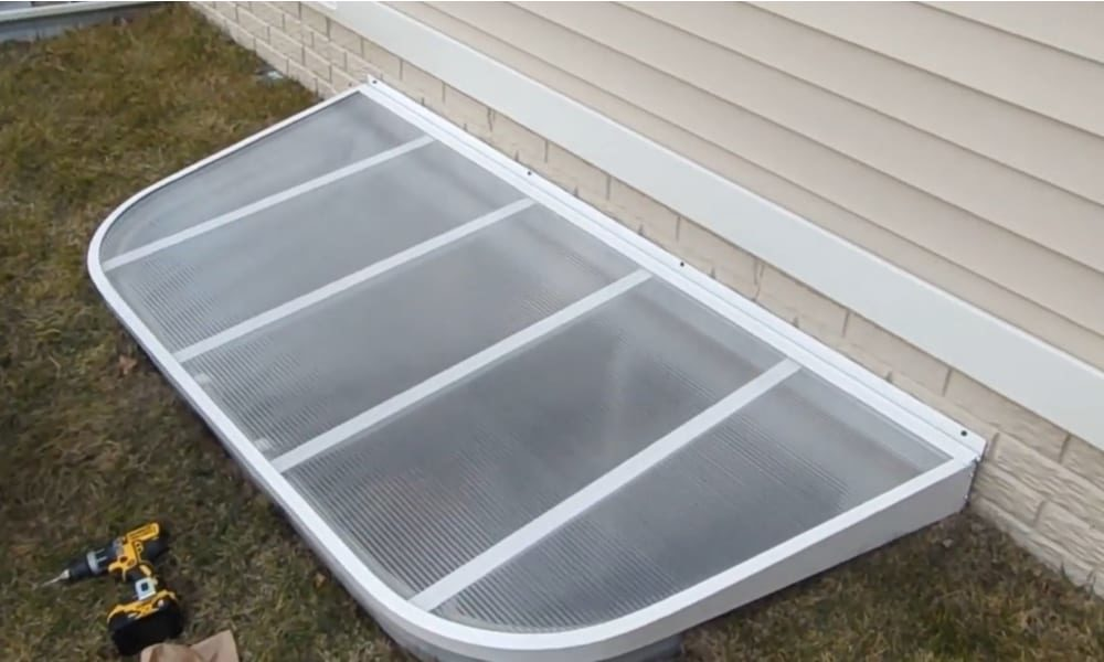 5 Easy Steps to Install Window Well Covers