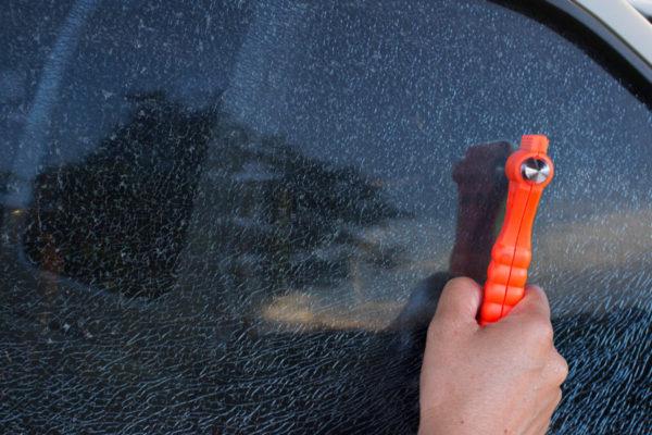 6 Best Ways to Break a Car Window
