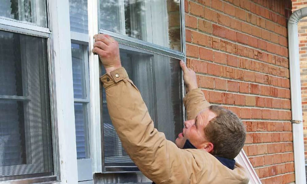 6 Easy Steps to Install Storm Window 1