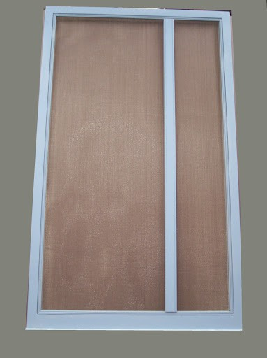 Bronze Window Screens