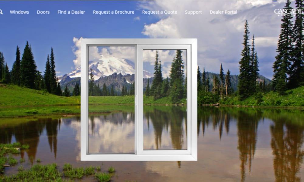 Cascade Windows window manufacturer