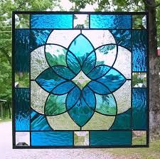 DIY Stained-Glass Window
