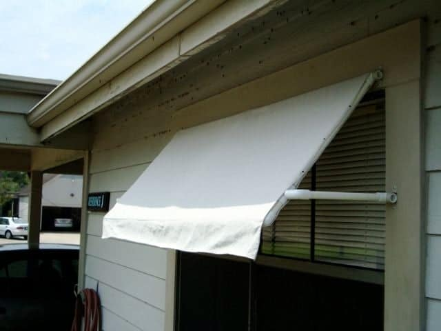 17 Homemade Window Awning Plans You Can Diy Easily