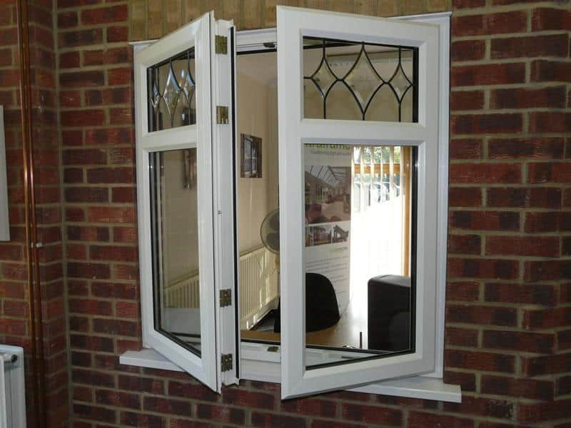 French Casement Windows (Double casement windows)