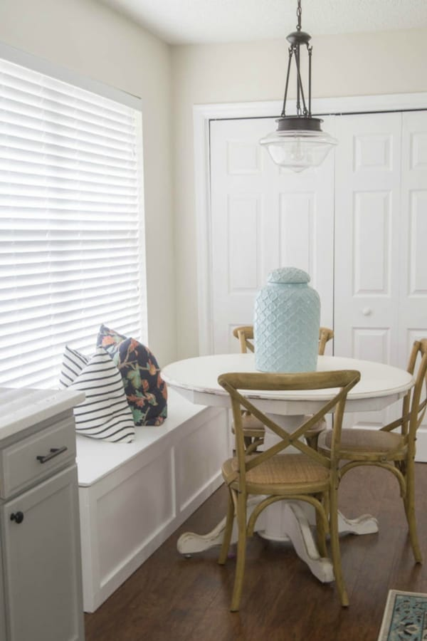 How to Build a Window Seat with extra storage