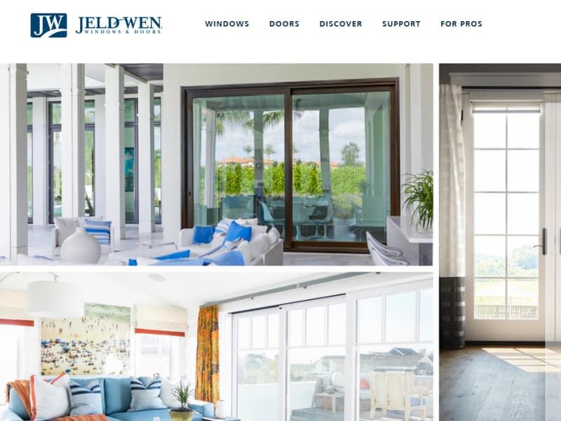 Jeld-Wen window manufacturer