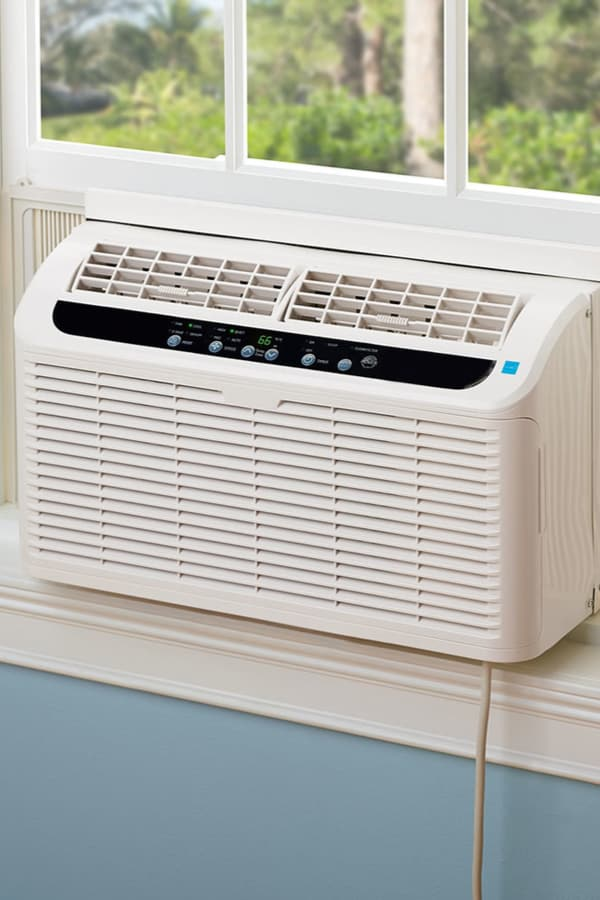 Other Window Air Conditioner Features