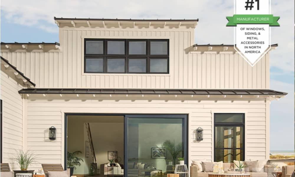 Ply Gem window manufacturer
