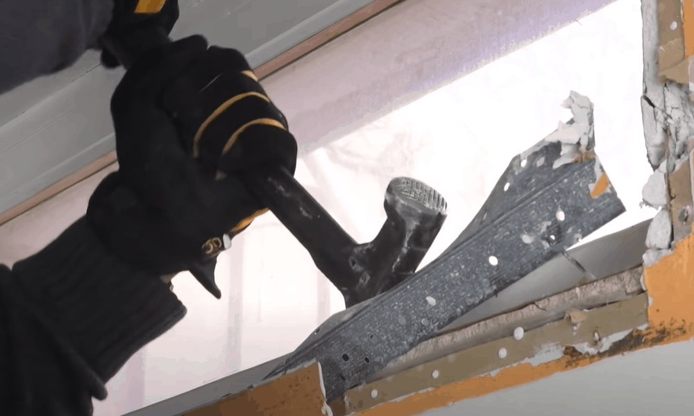 Remove your old window