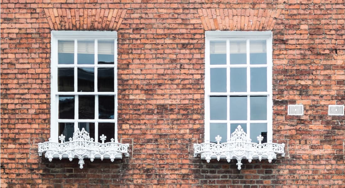 Styles of the Window Sash