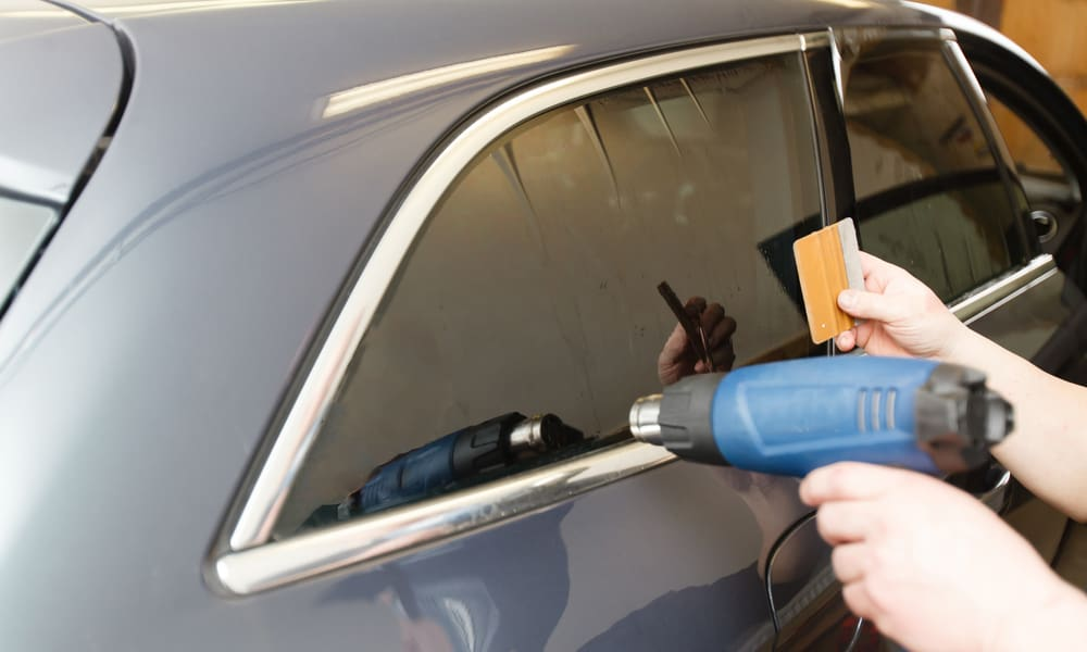 Tint Your Car Windows by Yourself