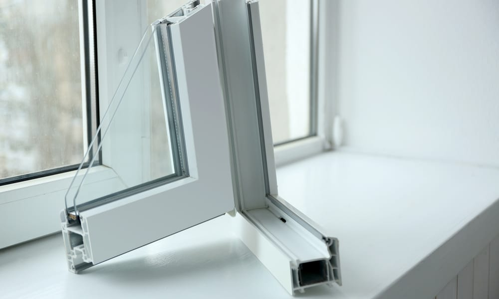 Types of Window Frames Made of Vinyl (PVC)
