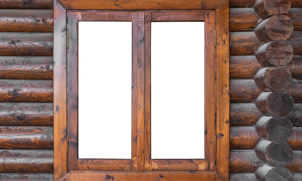 Types of Window Frames Made of Wood