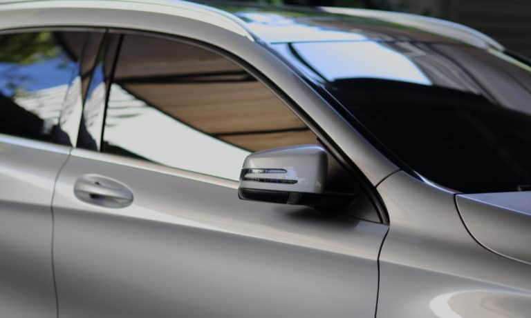 What Percent is Factory Window Tint