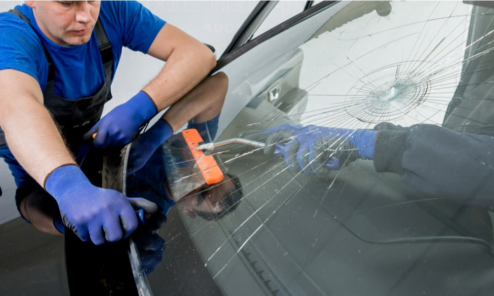 What about labor costs for replacing a windshield