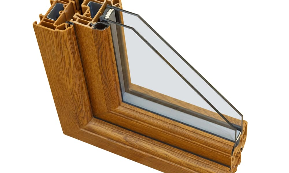 What is a double pane window