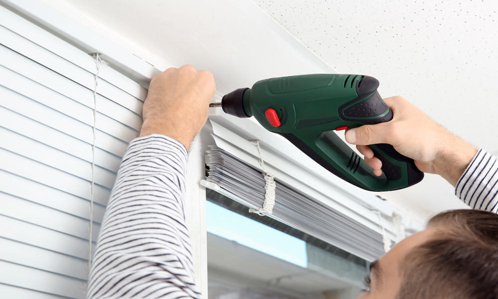 10 Easy Steps to Install Window Blinds