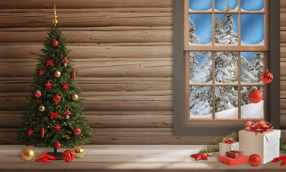 31 Christmas Window Decorations for Happy Holiday