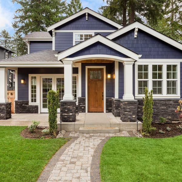 31 Exterior Window Trim Ideas