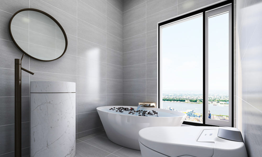 31 Stylish Bathroom Window Ideas