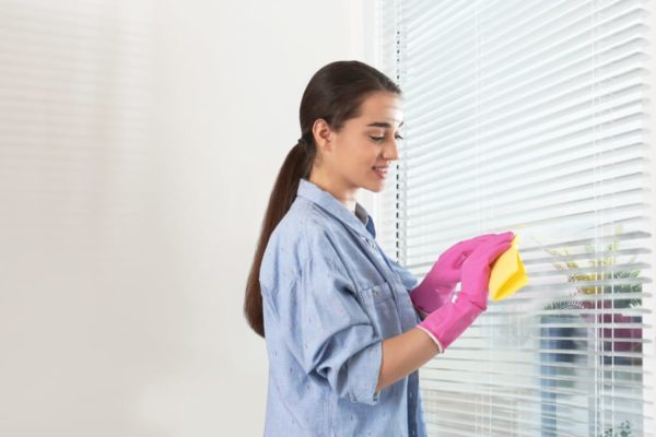 5 Best Ways to Clean Window Blinds