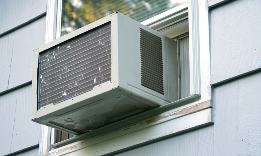 5 Reasons Why Window Air Conditioner Keeps Running When Turned Off