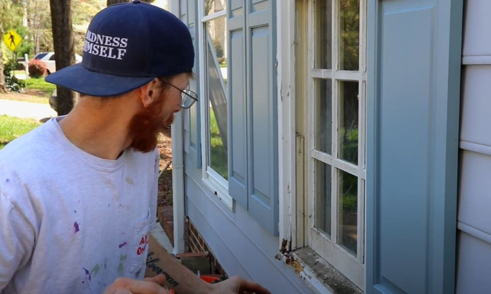 6 Easy Steps to Replace a Window Sill
