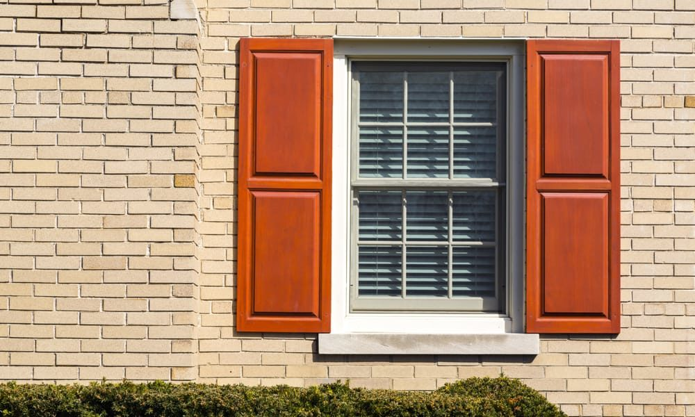 9 Types of Exterior Window Shutters Which Suits You Best