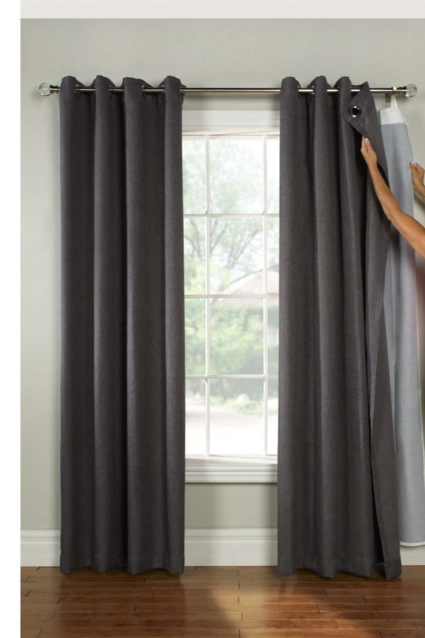 Black Out the Light with Curtain Liners