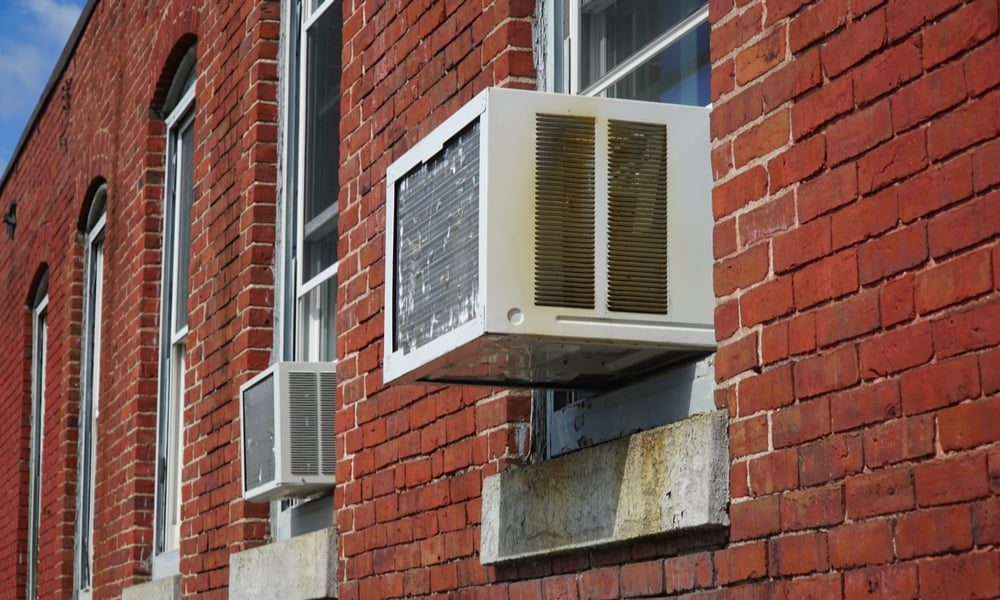 How Much Electricity(Watts) Does A Window Air Conditioner Use