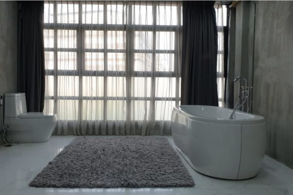 How to Choose Bathroom Window Curtains?