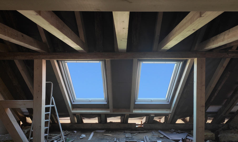 Know when to replace a skylight