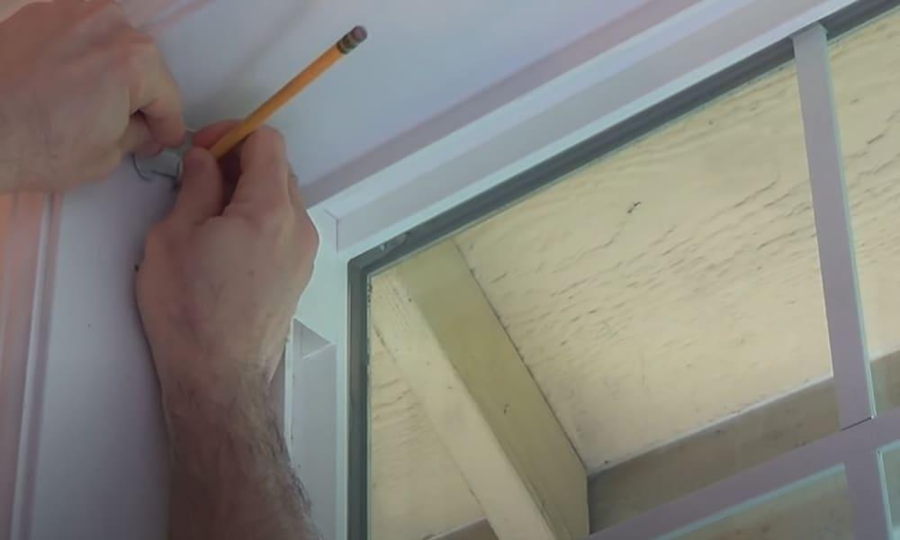 Make Pencils Marks for Blinds