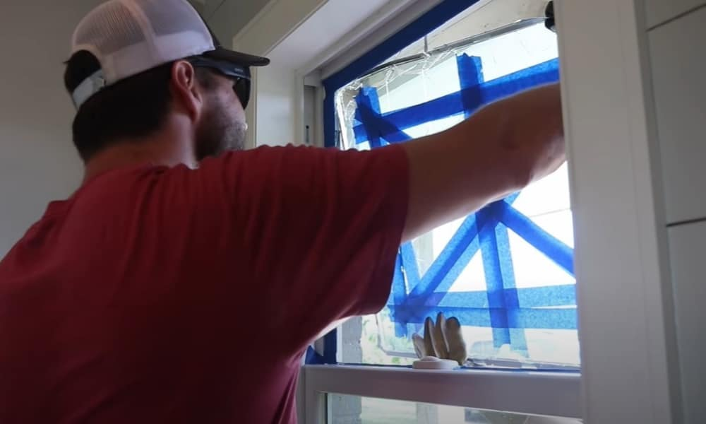 Remove the Old Energy-Efficient Glass