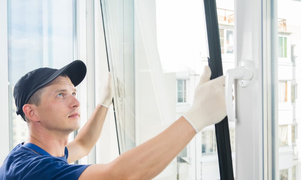 Reparation and Replacement of Double-Pane Windows