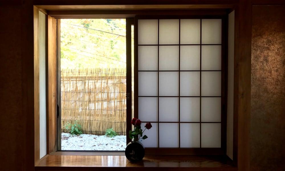 Shoji panels