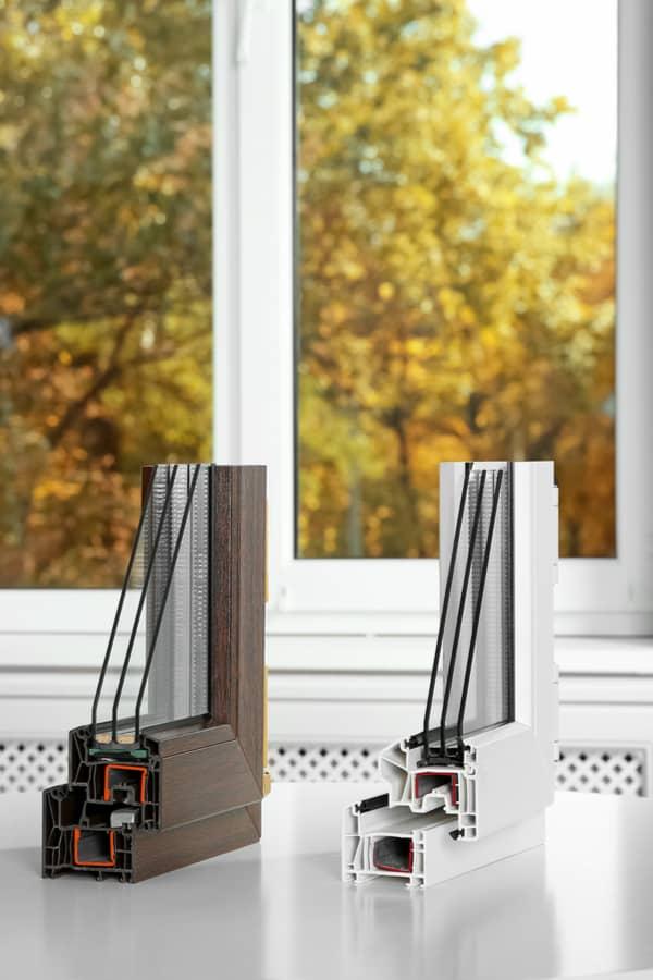 Triple-pane windows