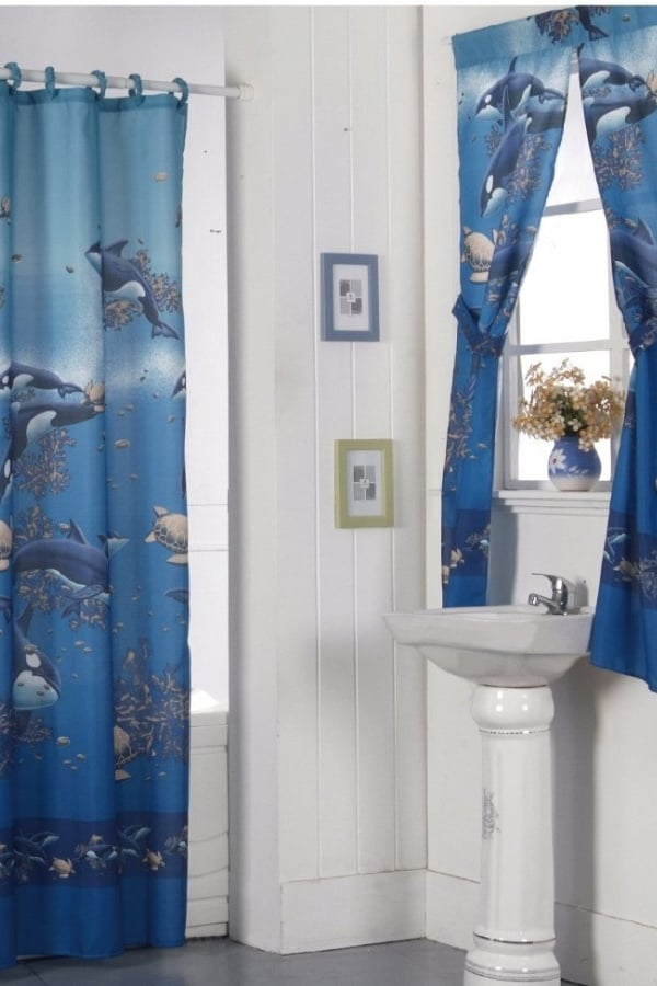 Work with the design theme for your bathroom