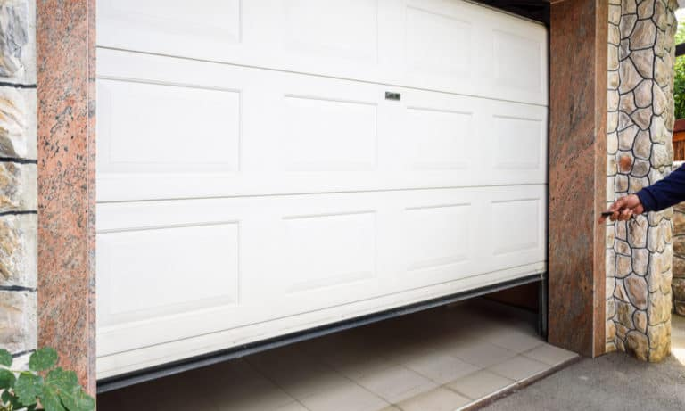 10 Reasons Why Your Garage Door Won't Close (Tips To Fix)